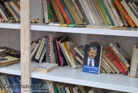 Knihy na Vianočných trhoch Bratislava