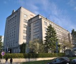 Ministerstvo vnutra budova Eurovea