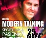 modern talking band v bratislave