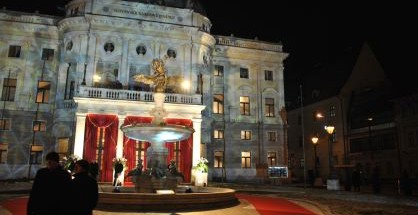Ples v Opere národné divadlo