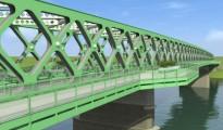 Vizualizácia starý most